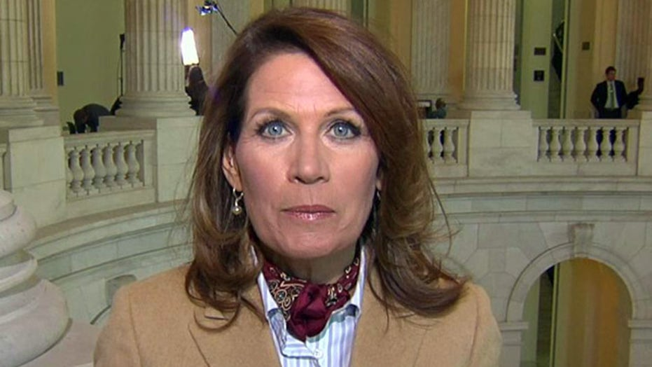 Bachmann: Our ObamaCare alternative needs to be put on table