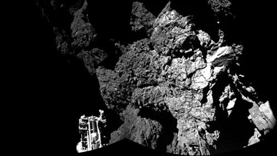Can the Philae lander still accomplish its mission?