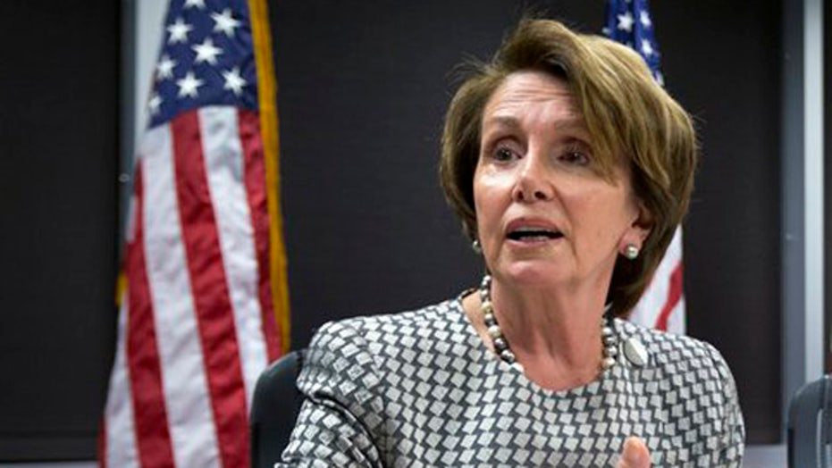 Pelosi's strategy on Gruber might 'backfire' in days ahead