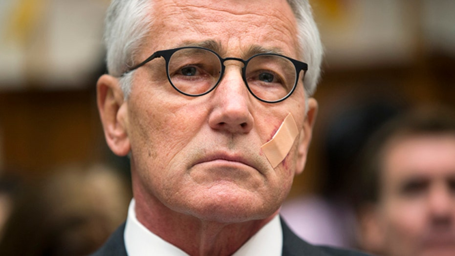 'Counter-ISIL forces': Did Secretary Hagel coin new term?