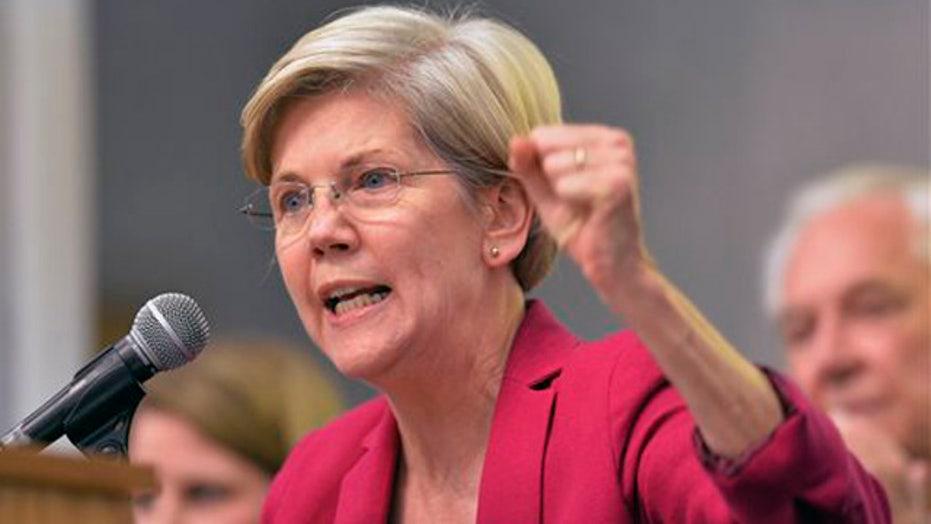 Plan to move Elizabeth Warren to Senate leadership role