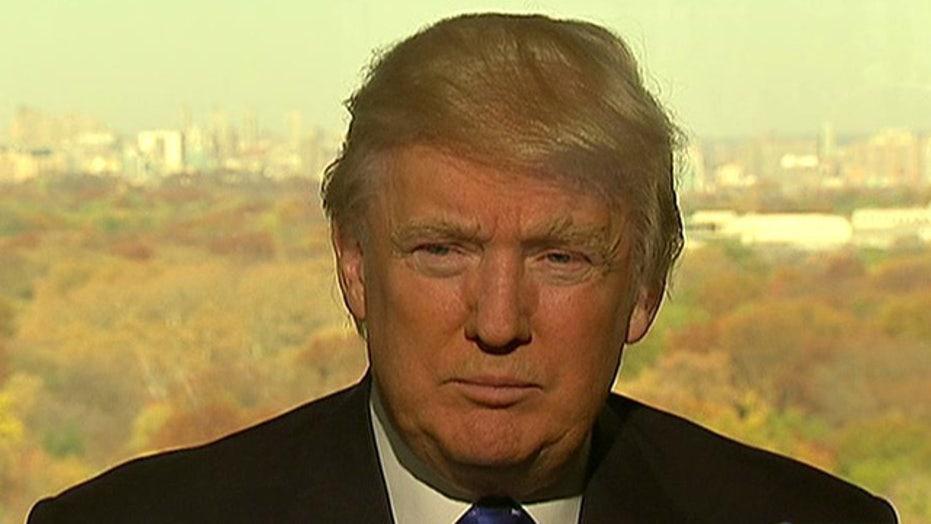 Trump to Obama: Scrap ObamaCare, start over