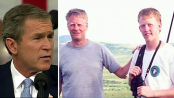 Rob O'Neill talks family, inspiration from President Bush