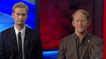 Studio audience asks Robert O'Neill, Peter Doocy questions