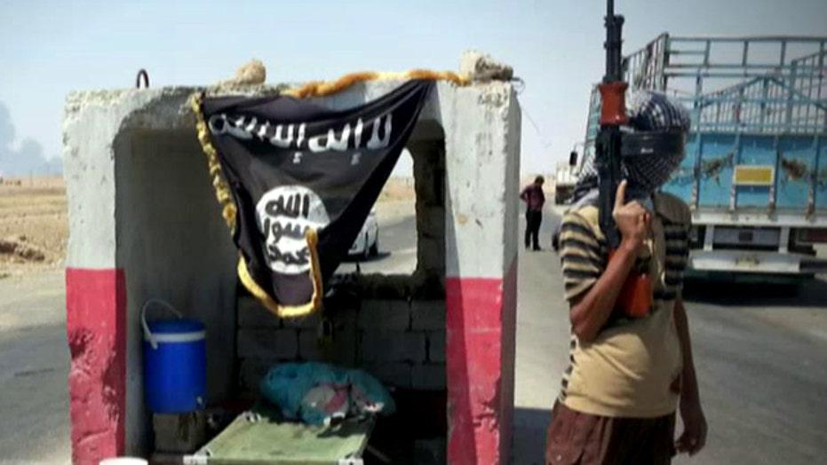 ISIS, Al Qaeda affiliate team up against US-backed rebels