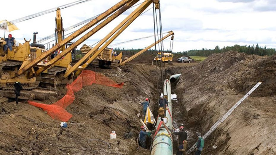 House votes to approve Keystone oil pipeline
