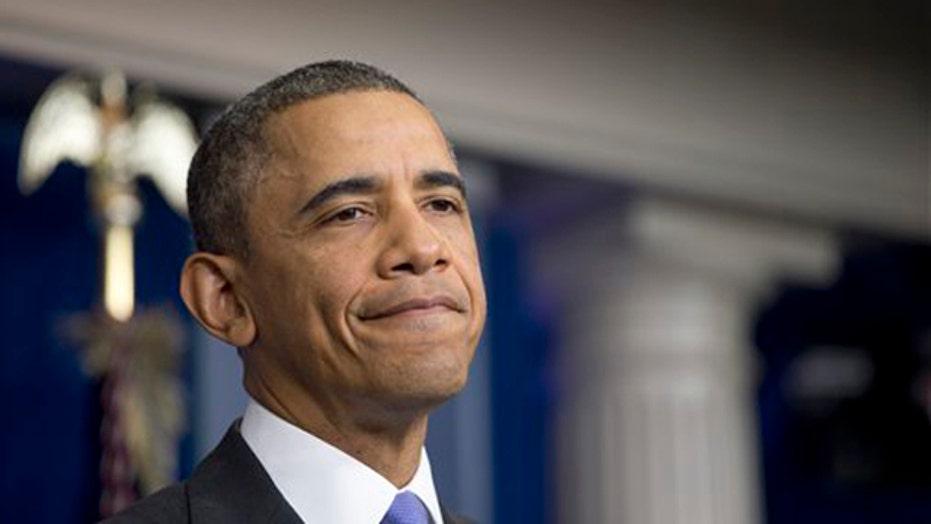 Evolution of the ObamaCare error