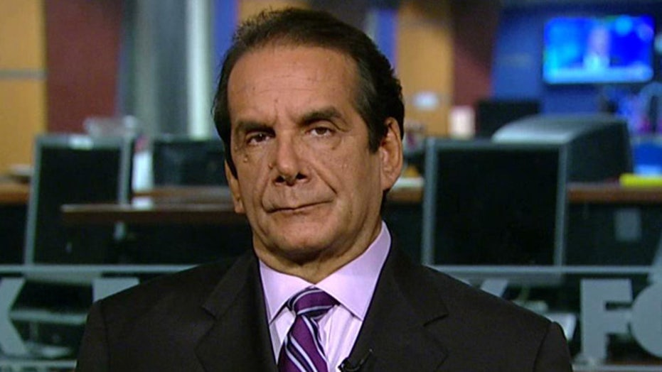 Charles Krauthammer on the collapse of ObamaCare