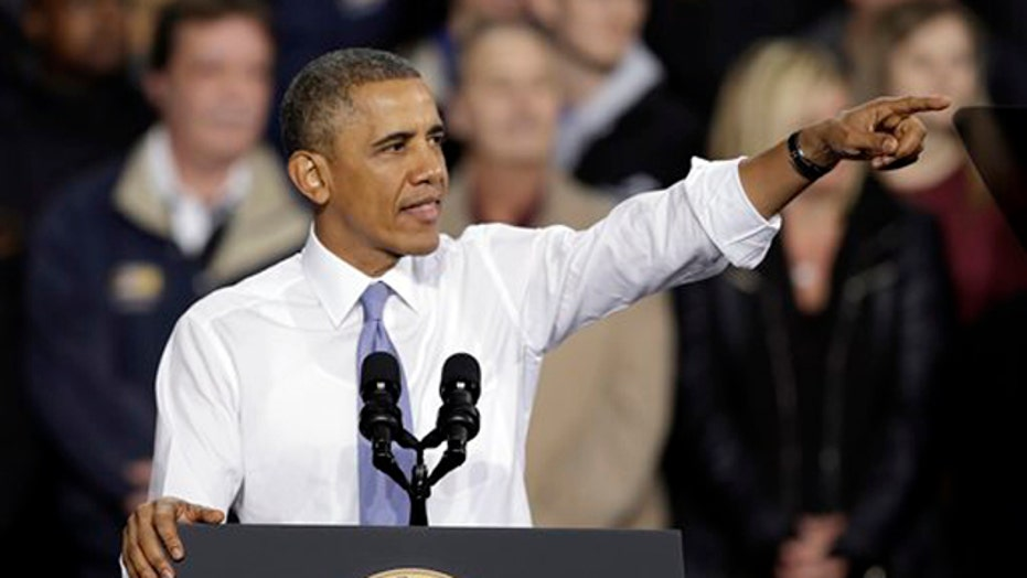 President blaming GOP governors for ObamaCare problems?