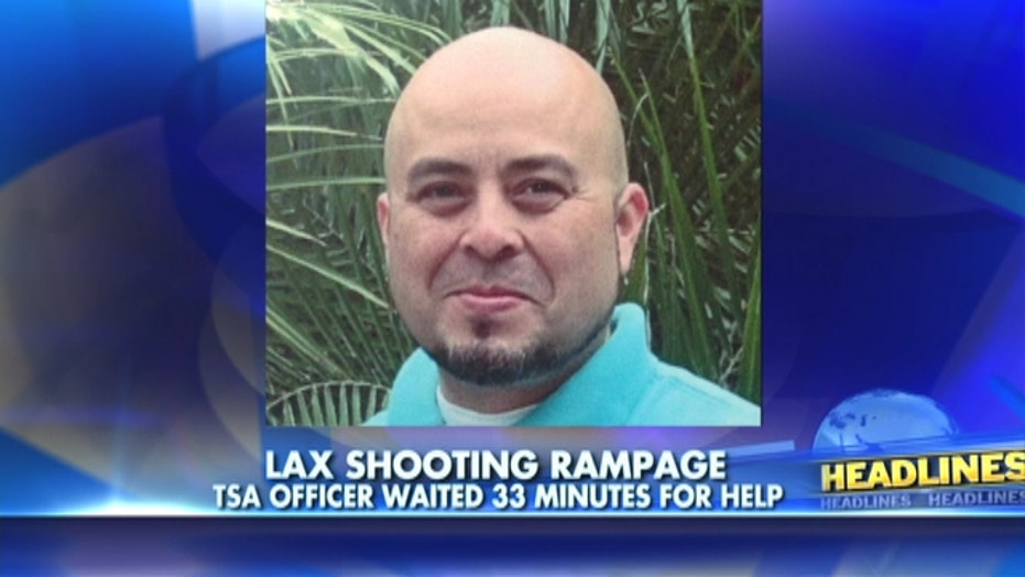 TSA Officer Bled For 33 Minutes Before Getting Help