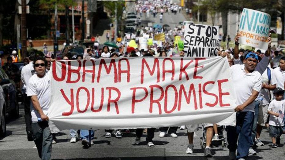 President Obama's immigration order