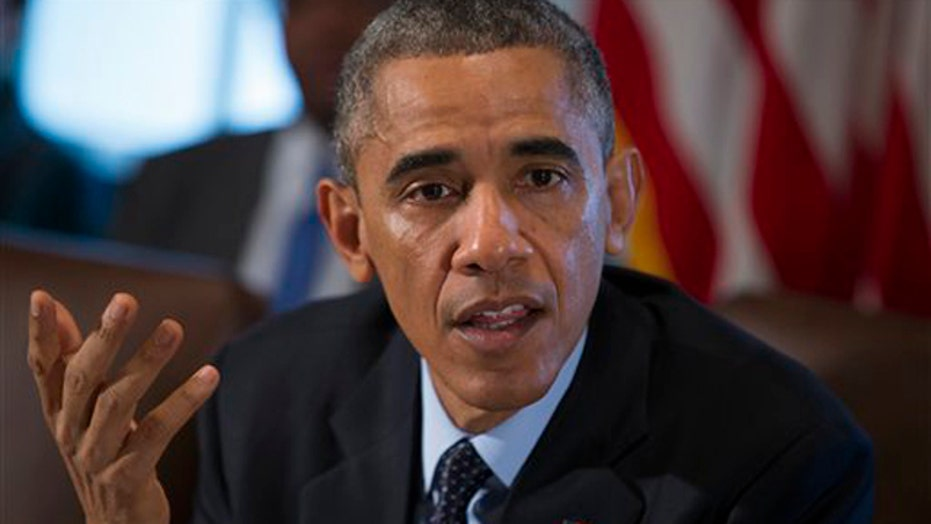 Executive action on immigration: Obama vs. Constitution?