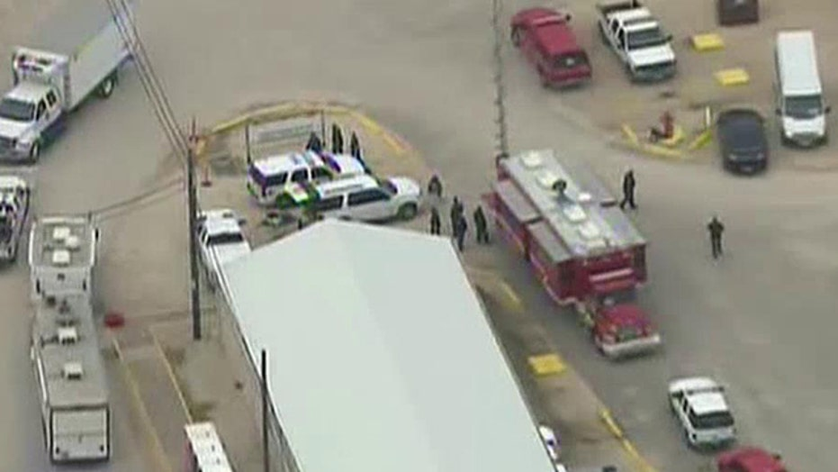 Four workers dead after chemical leak in Houston