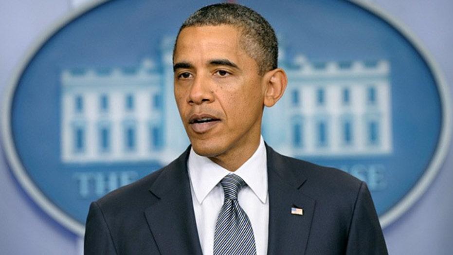 Democrats on edge as Obama announces healthcare fix