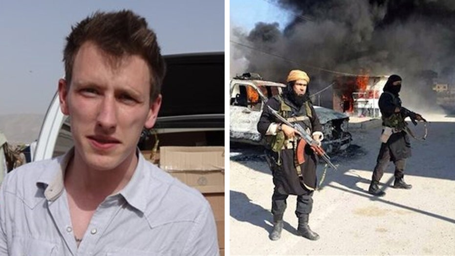 Peter Kassig and ISIS