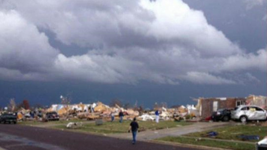 Tornadoes strike Illinois
