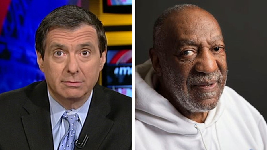 Kurtz: Did media protect Bill Cosby because of politics?
