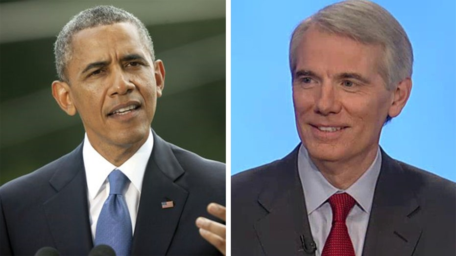 Portman urges Obama to work with Congress on immigration