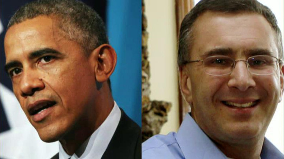 Gruber who? White House logs at odds with Obama denial