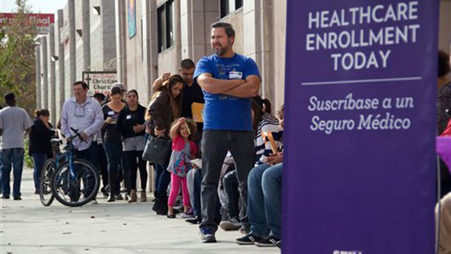States rush to fix health care sites during enrollment
