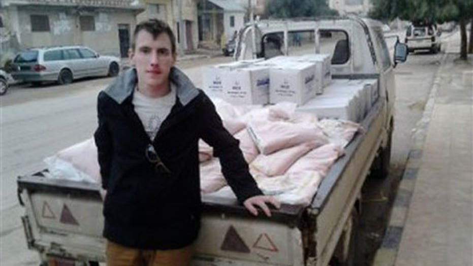 New ISIS video shows murdered American hostage Peter Kassig