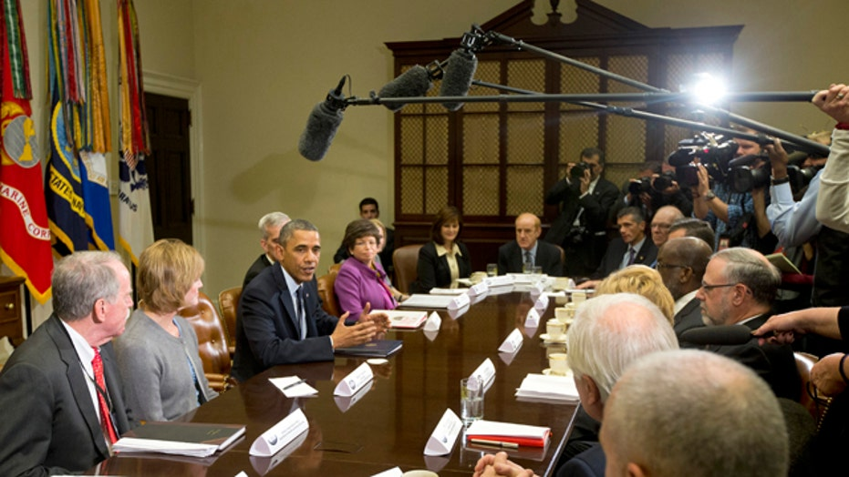 Did media create artificial frenzy over ObamaCare?