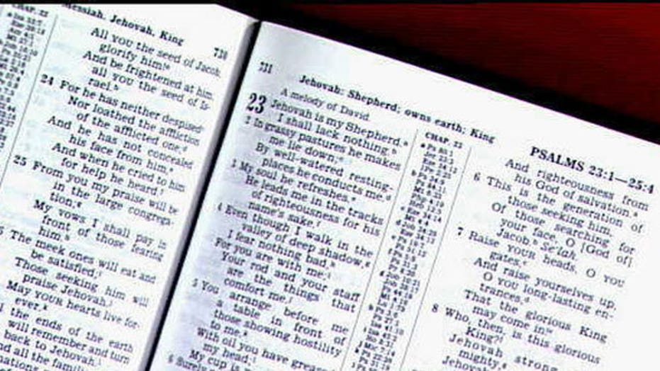 Business armed with the Bible work to save churches
