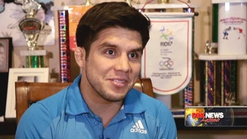 From Olympic Gold to UFC octagon, Henry Cejudo strives to be the best