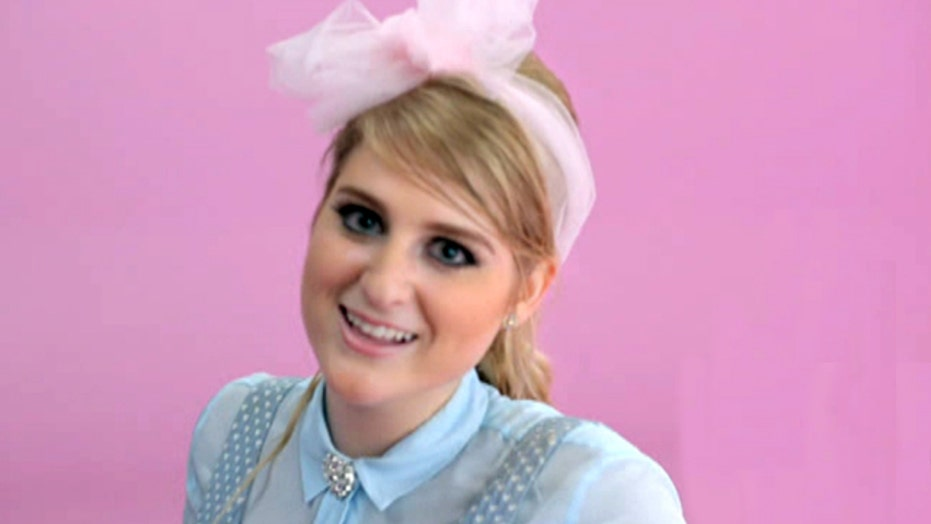 Meghan Trainor surprised by success of 'All About That Bass'