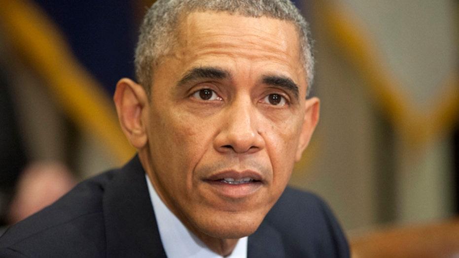 President Obama condemns attack on Jerusalem synagogue