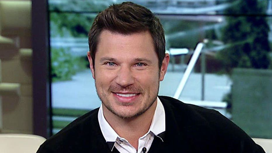 Nick Lachey on how being a father is good for a man's career