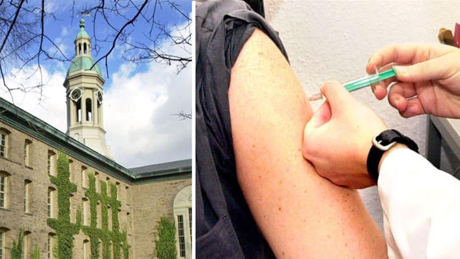 Untested vaccines being used in NJ meningitis outbreak