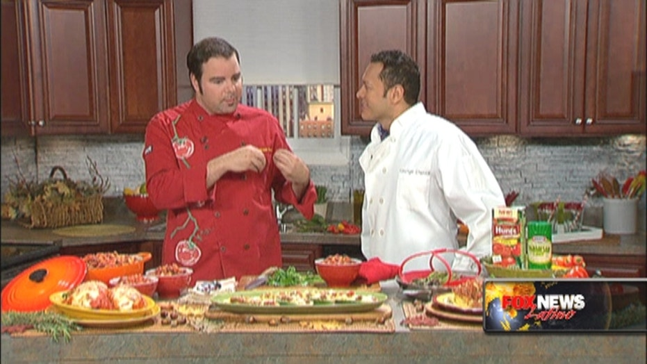 Homestyle Cooking With Chef George Duran