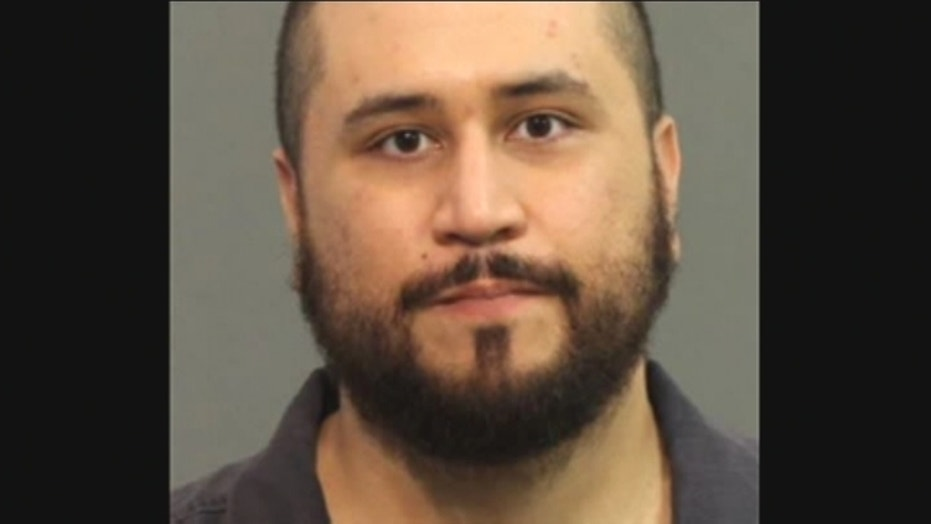 Zimmerman's Girlfriend Accuses Him Of Domestic Violence