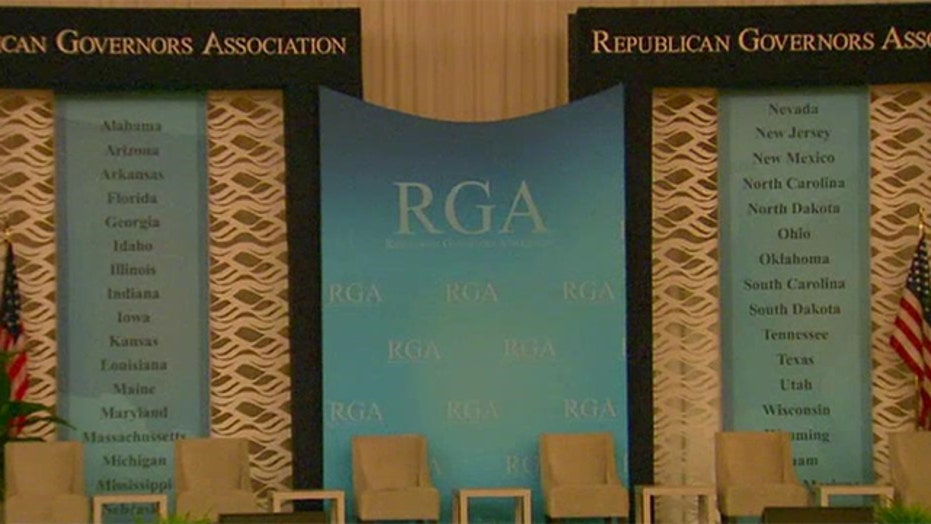 Republican Governors Association preps for annual conference