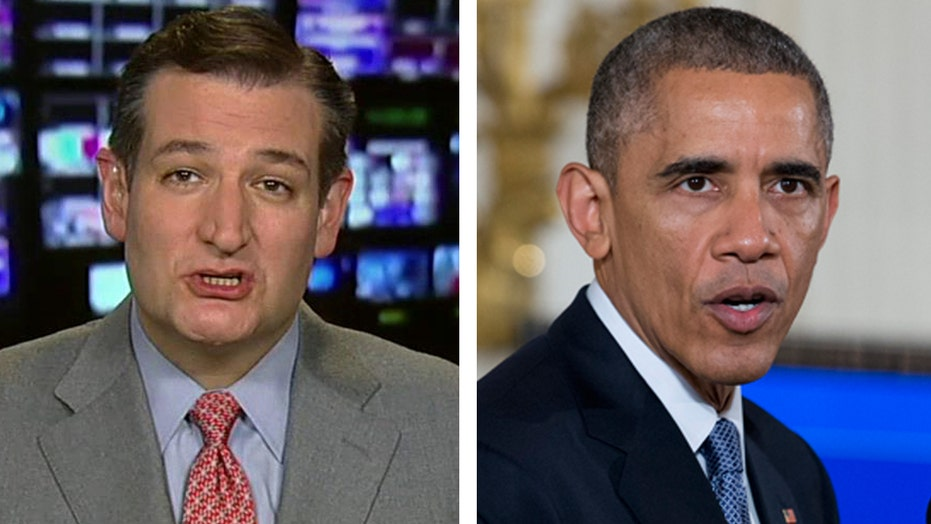 Exclusive: Cruz calls Obama's plan a 'moment of testing'