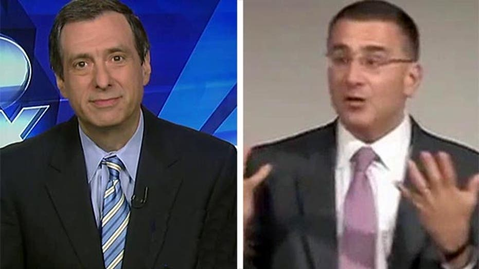 Kurtz talks to man who found ObamaCare architect's comments