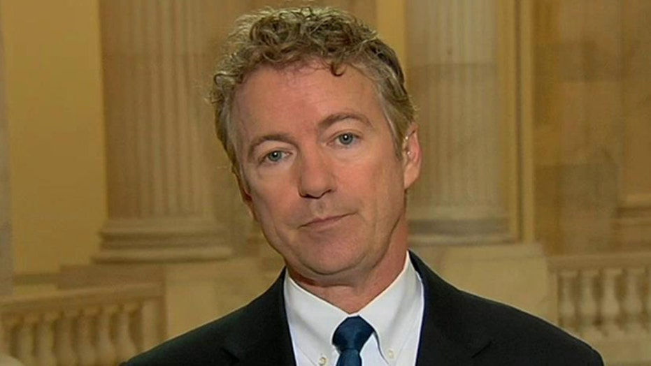 Rand Paul: Obama has no right to write new immigration laws