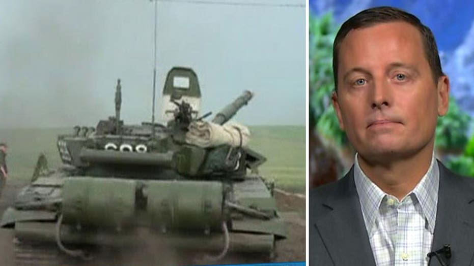 Grenell: Congress should push for Ukraine to join NATO