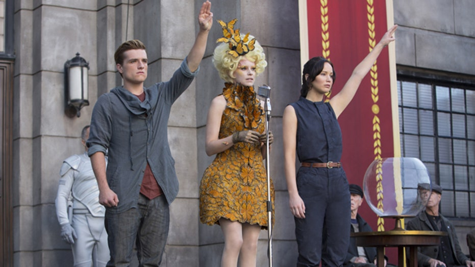 'Catching Fire' better than 'The Hunger Games'?