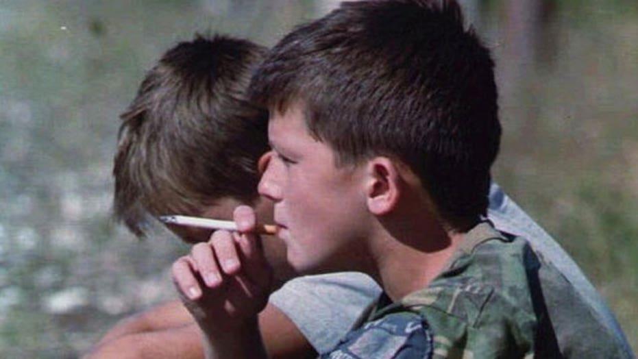 NYC raises smoking age to 21