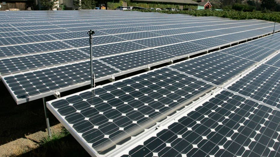 Solar panel company under investigation