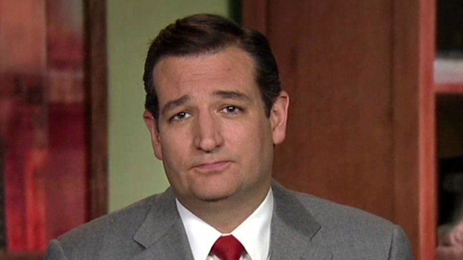 Sen. Ted Cruz discusses the 'trade-off' behind ObamaCare