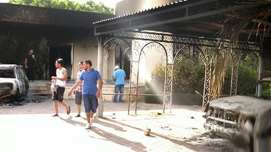 Details emerge about distress calls during Benghazi attack