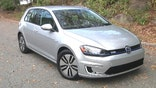 Fox Car Report's Gary Gastelu takes a swing at the all-electric  Volkswagen e-Golf.