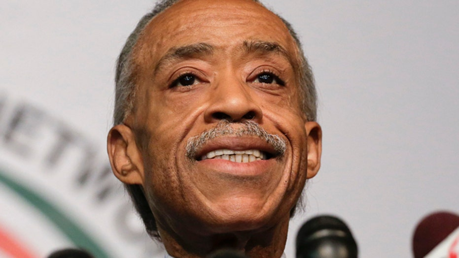 Rev. Al Sharpton: Racism, politics behind tax cheat report