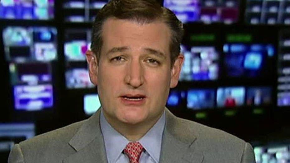 Look Who's Talking: Ted Cruz on immigration