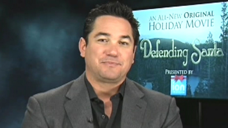 Dean Cain talks Santa, football and Superman reboot