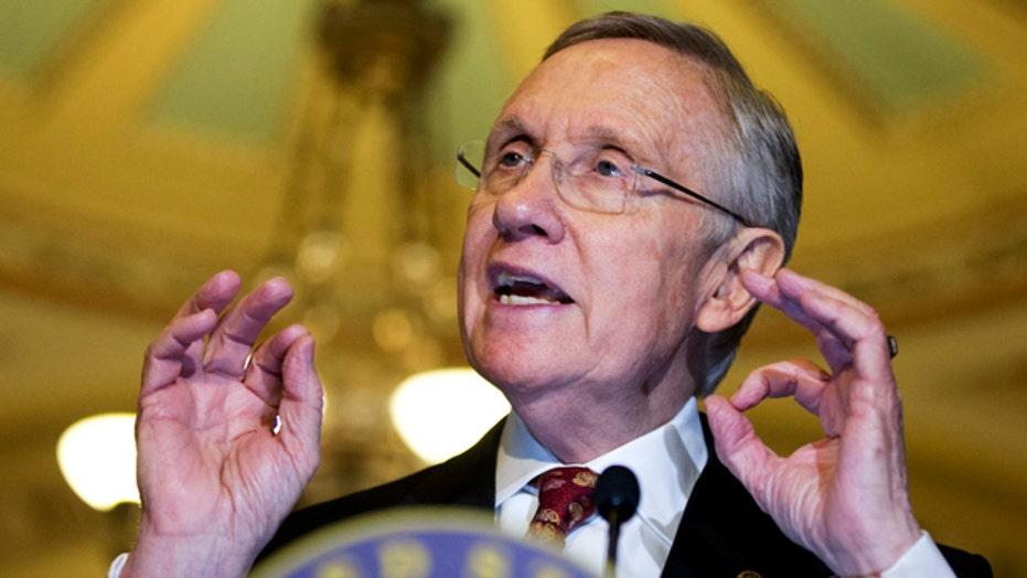 Senate Democrats vote to change filibuster rules