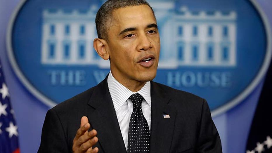 Obama: 'Pattern of obstruction' in Congress isn't normal